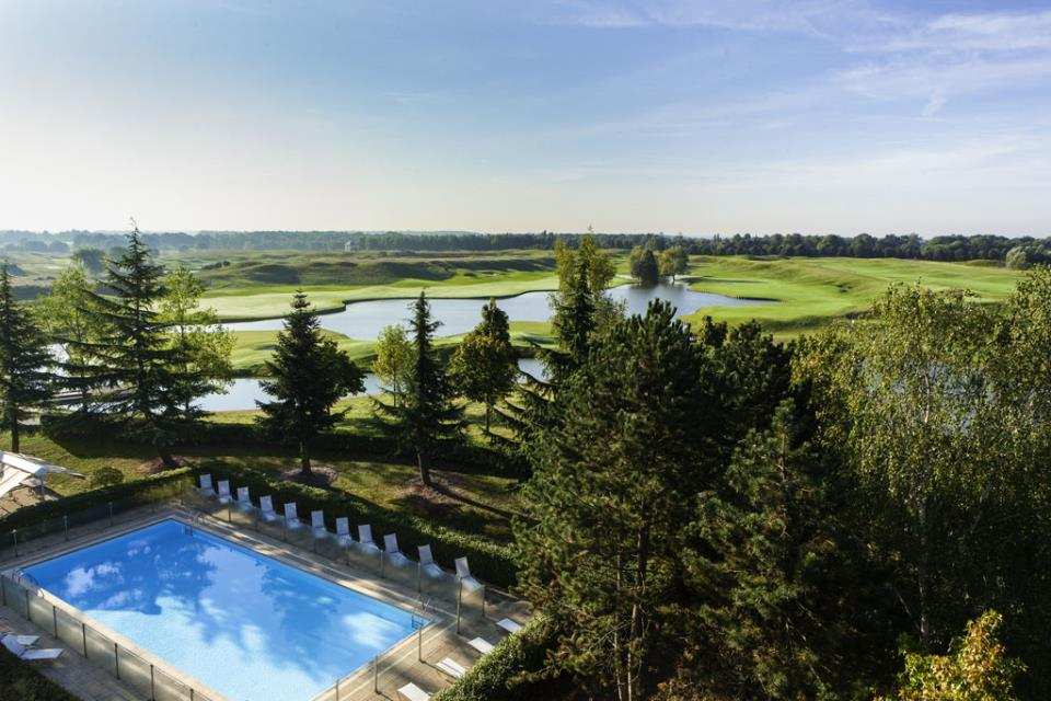 Novotel Saint Quentin at Le Golf National - 3 Nights & 2 Rounds