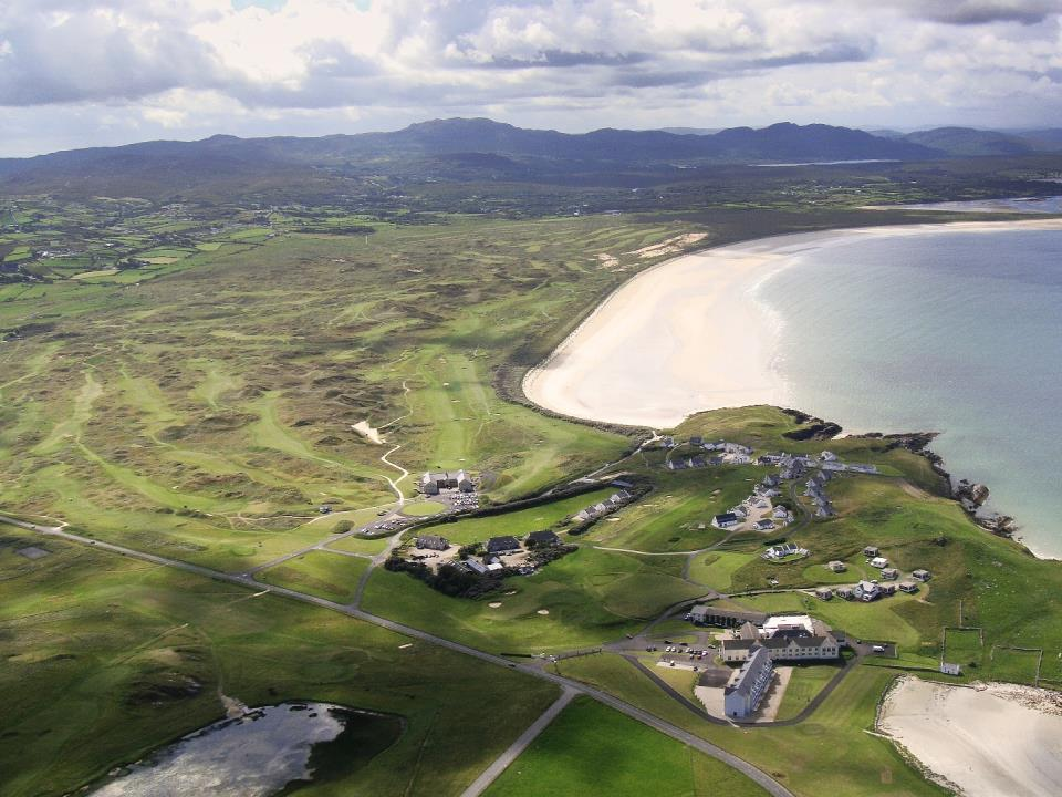 Rosapenna Hotel & Golf Links 4*