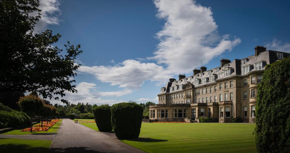Gleneagles Luxury Hotel, Spa & Golf Resort 5*