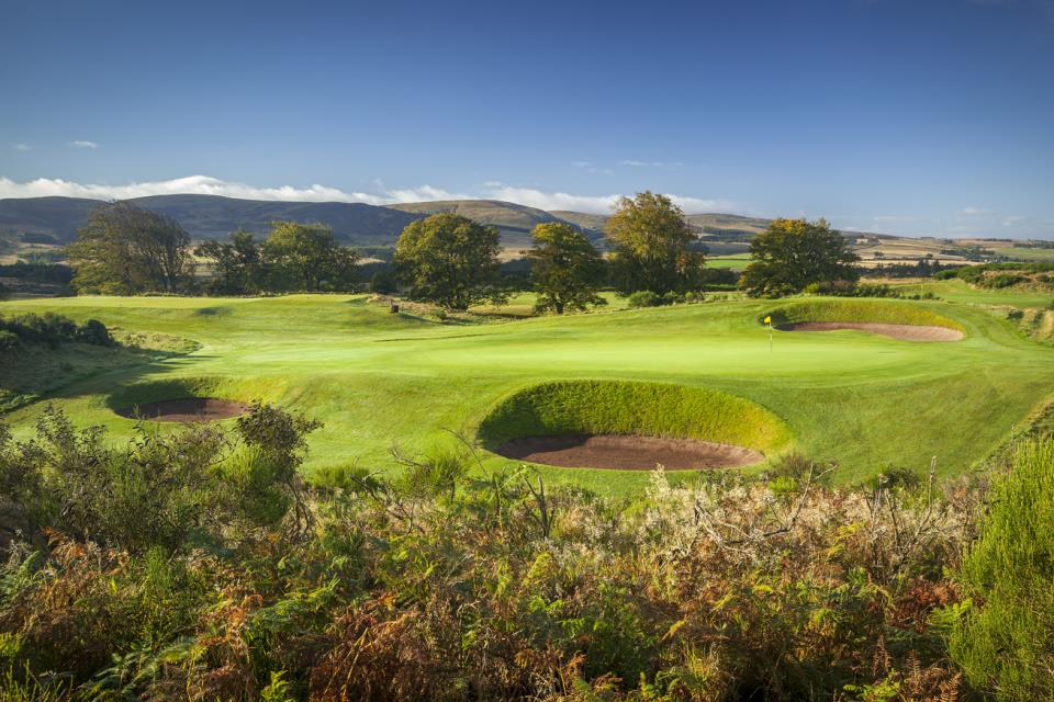 Gleneagles Luxury Hotel, Spa & Golf Resort 5* - 1 Night Bed & Breakfast, 2 Rounds