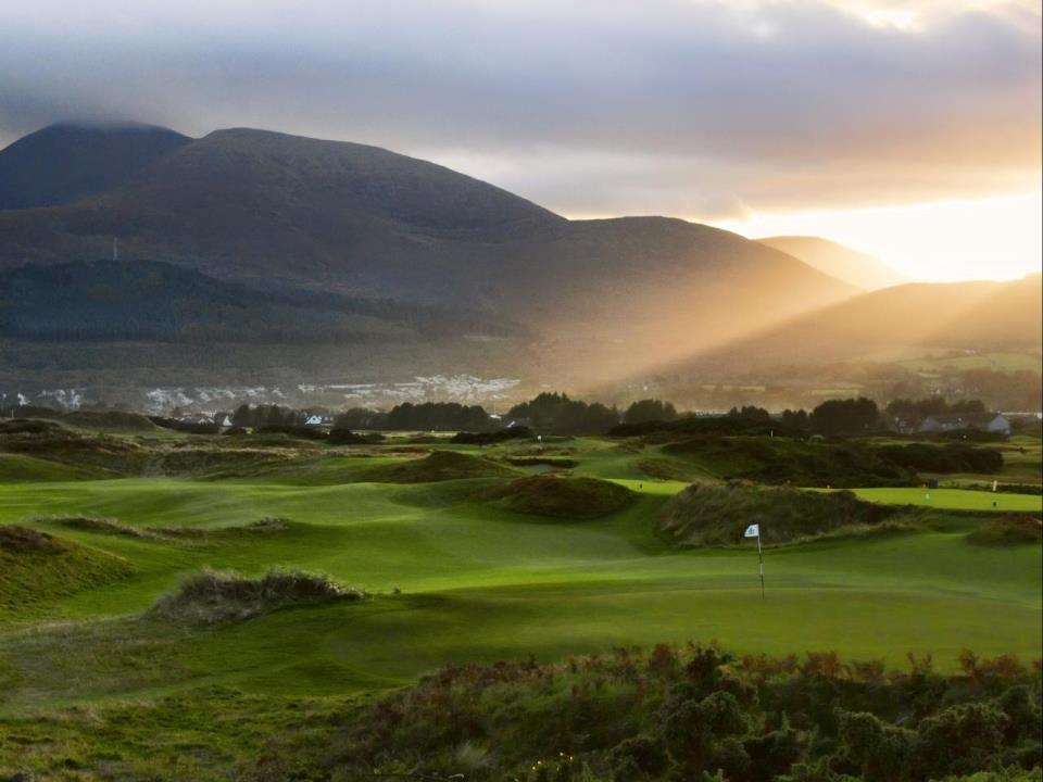 Slieve Donard Resort & Spa - 3 Nights Bed & Breakfast, 2 Round (Including Championship Links at Royal County Down Golf Club)