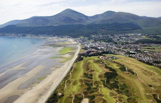 Slieve Donard Resort & Spa - 2 Night Bed & Breakfast, 2 Round (Including Championship Links at Royal County Down Golf Club)