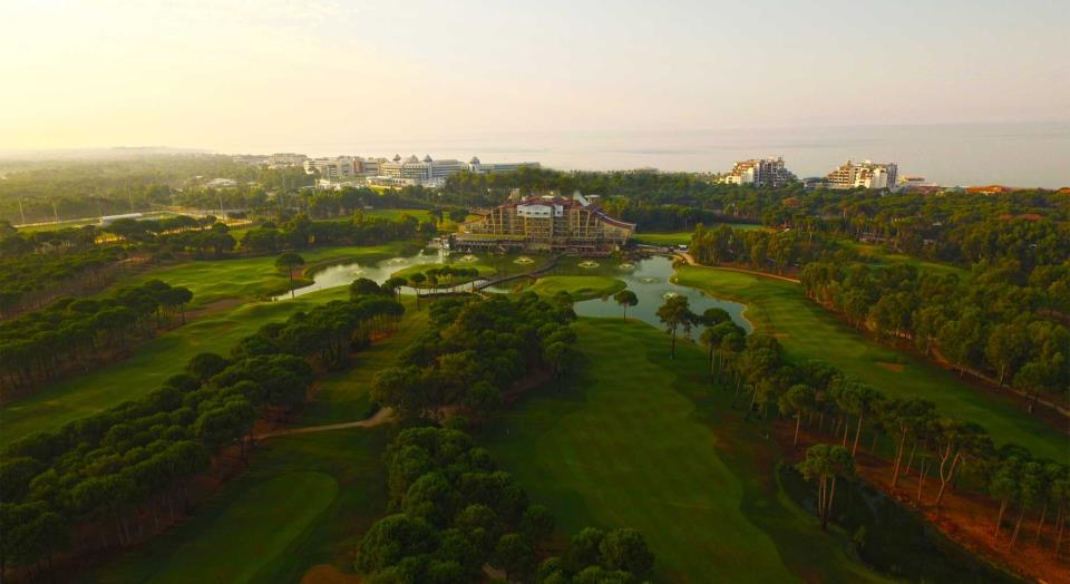 Sueno Hotels Golf Belek 5* - 7 nights & 5 rounds