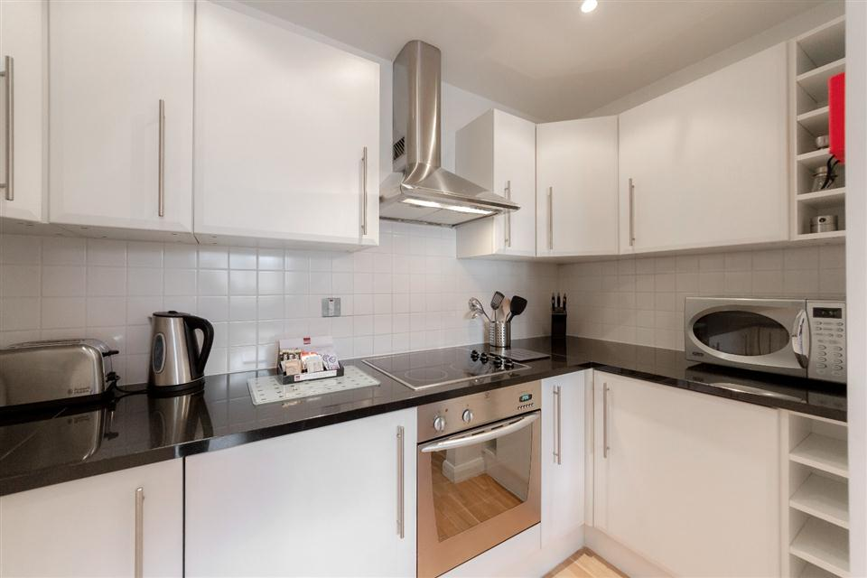 Groveland Court Apartments London City-Kitchen