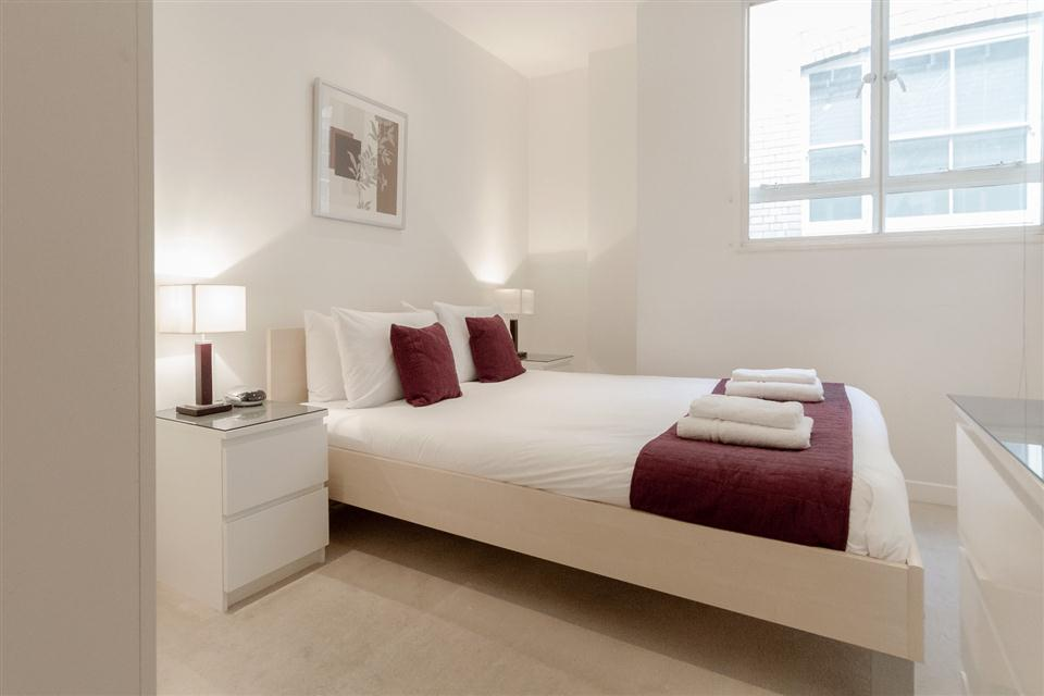Watling Street London City-Bedroom