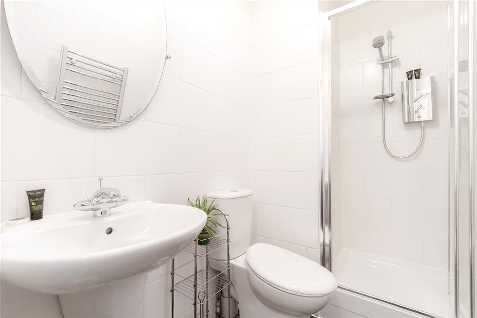 Sterling House Apartments London City-Showerroom