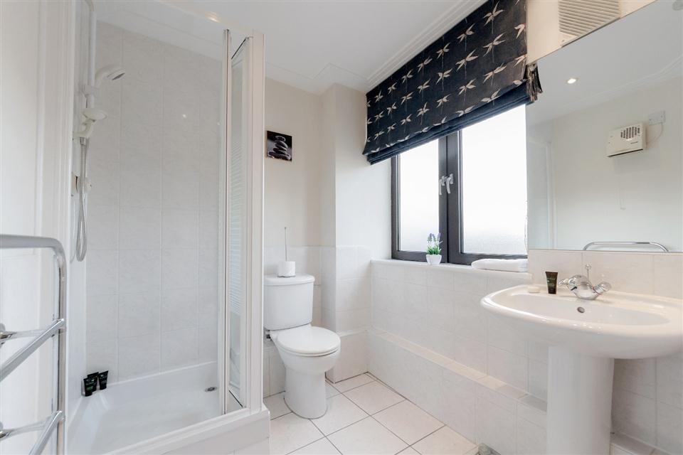 River House Apartments London City-Showerroom