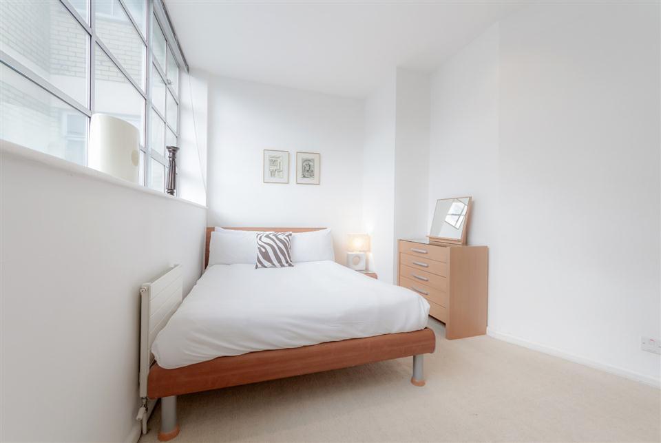 Princes House Apartments Brighton-Bedroom