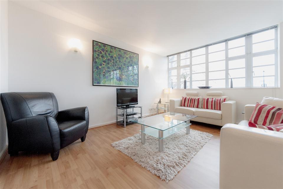 Princes House Apartments Brighton-Living room