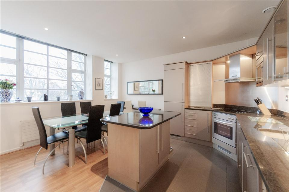 Princes House Apartments Brighton-Kitchen Dining