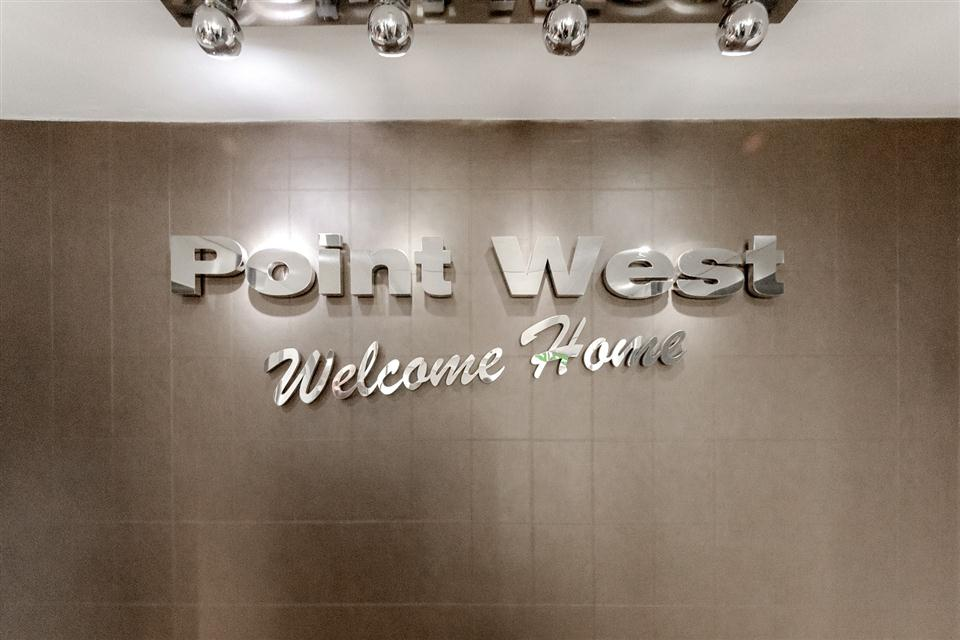 Point West Apartments London-Front
