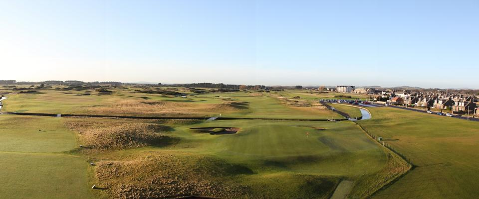 Carnoustie Golf Hotel & Spa - 2 Nights Bed & Breakfast, 2 Rounds (Including The Championship Course)