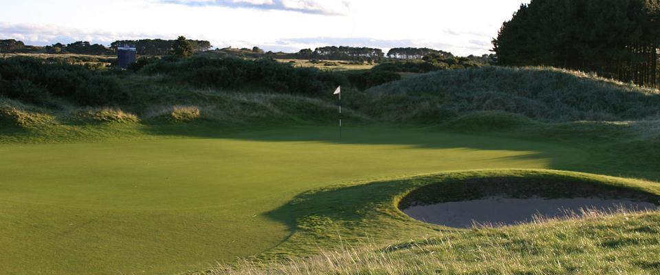 Carnoustie Golf Hotel & Spa - 1 Night Bed & Breakfast, 2 Rounds