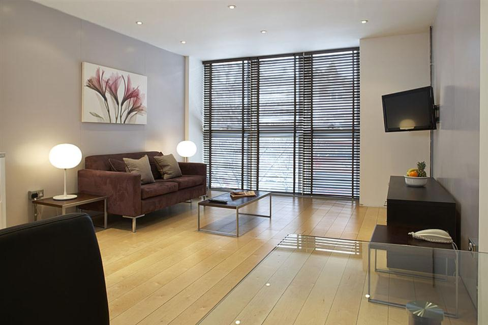 Malting Residence-Living room