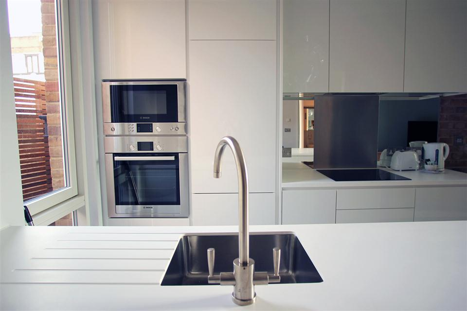 Hop Art Apartments-Kitchen