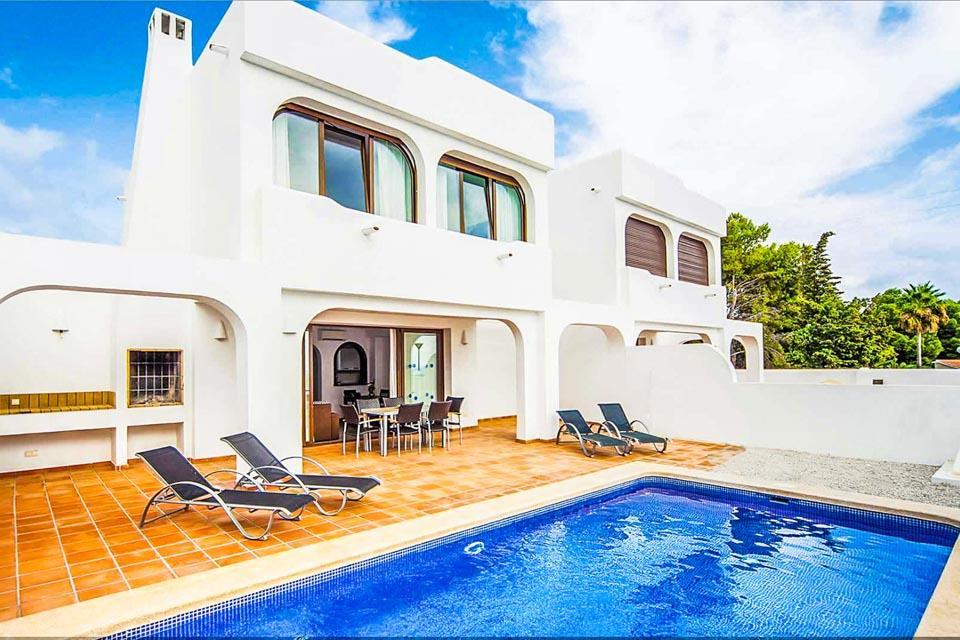 Villa Mirador de Bassettes 10