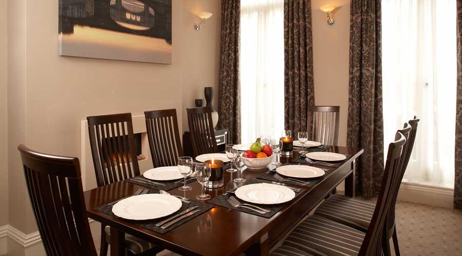Beaufort House-Dining room