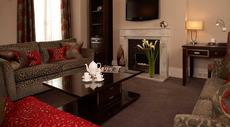 Beaufort House-Lounge
