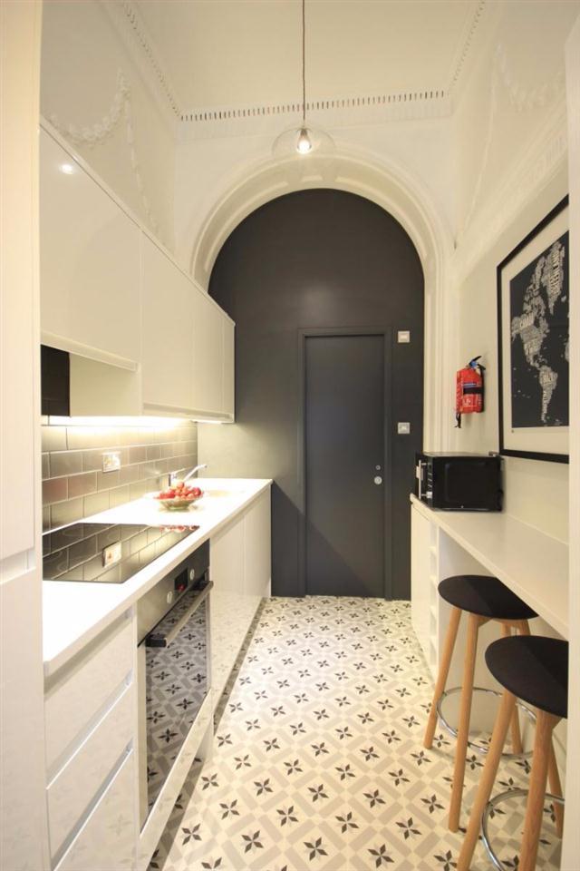 Hertford Street-Kitchen