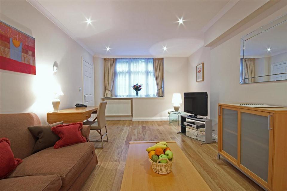 Hertford Street-Living room