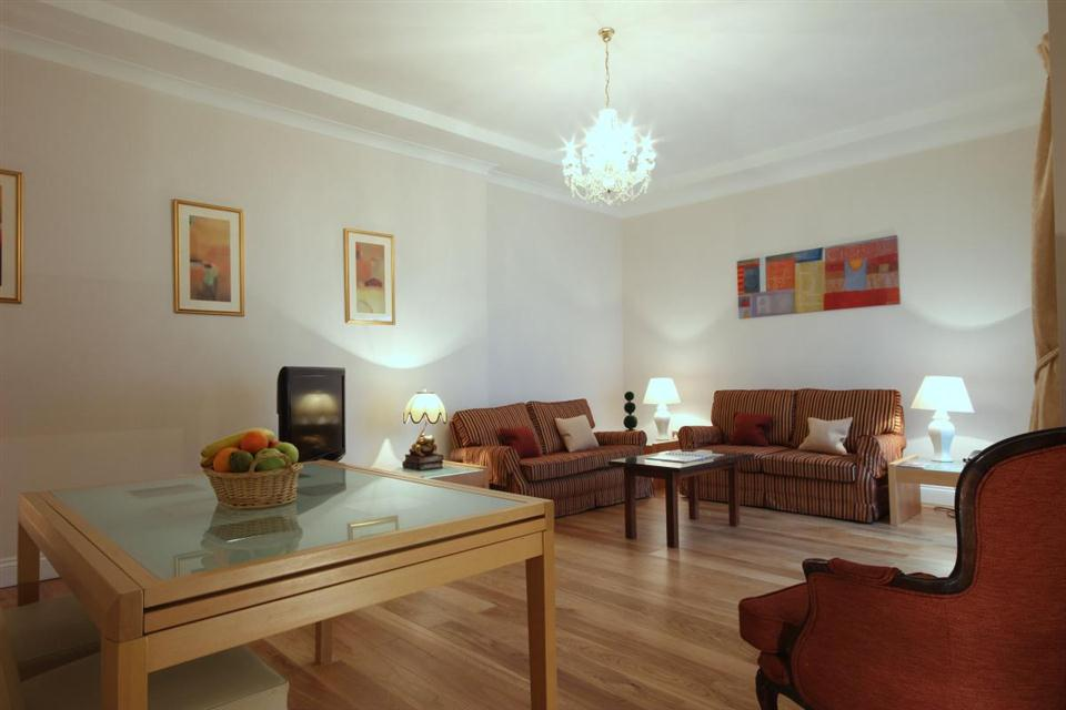 Hertford Street-Living room