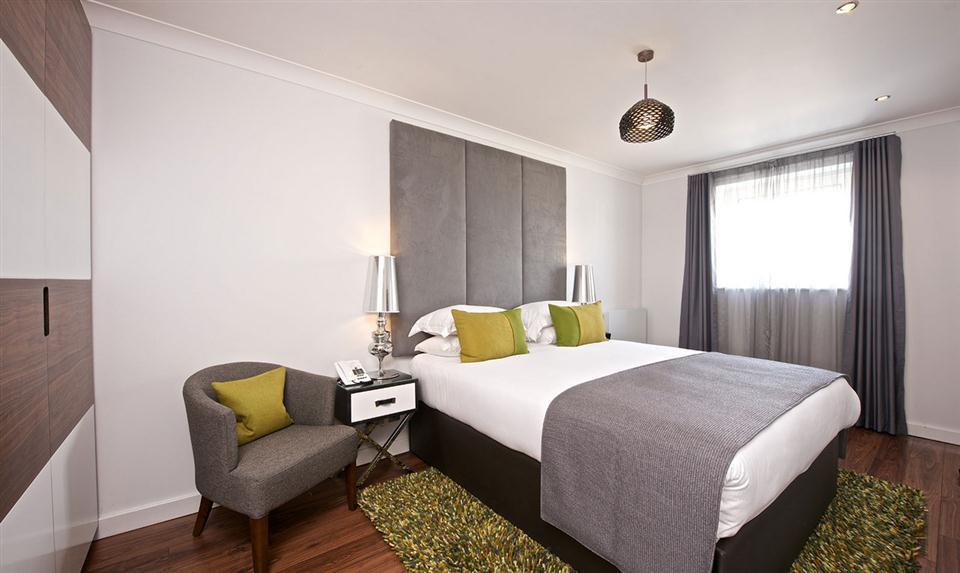 Canary Wharf Bedroom