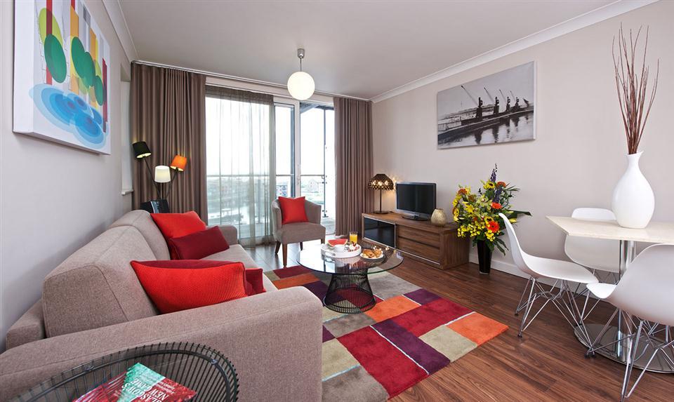 Canary Wharf Living Room