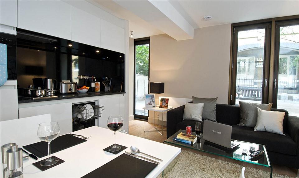 Blackfriars Living Area