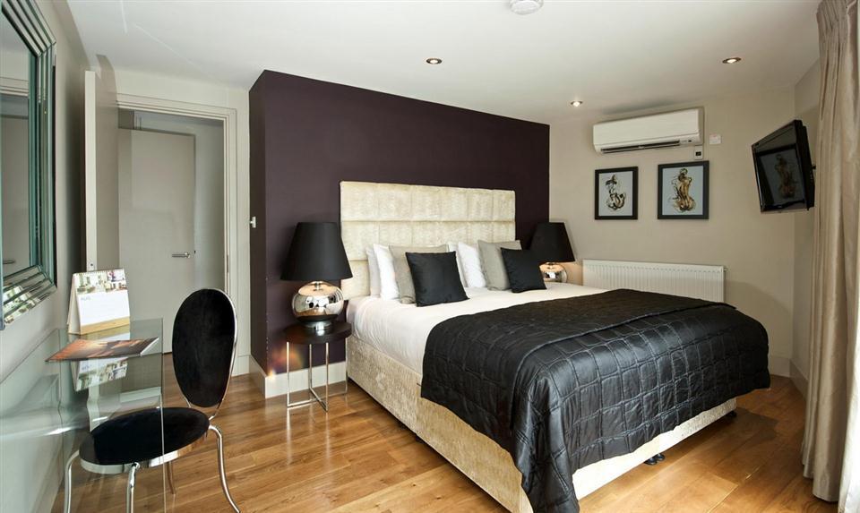 City Bedroom