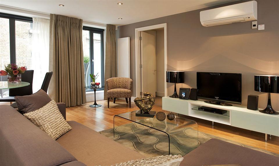 City Living Area 3