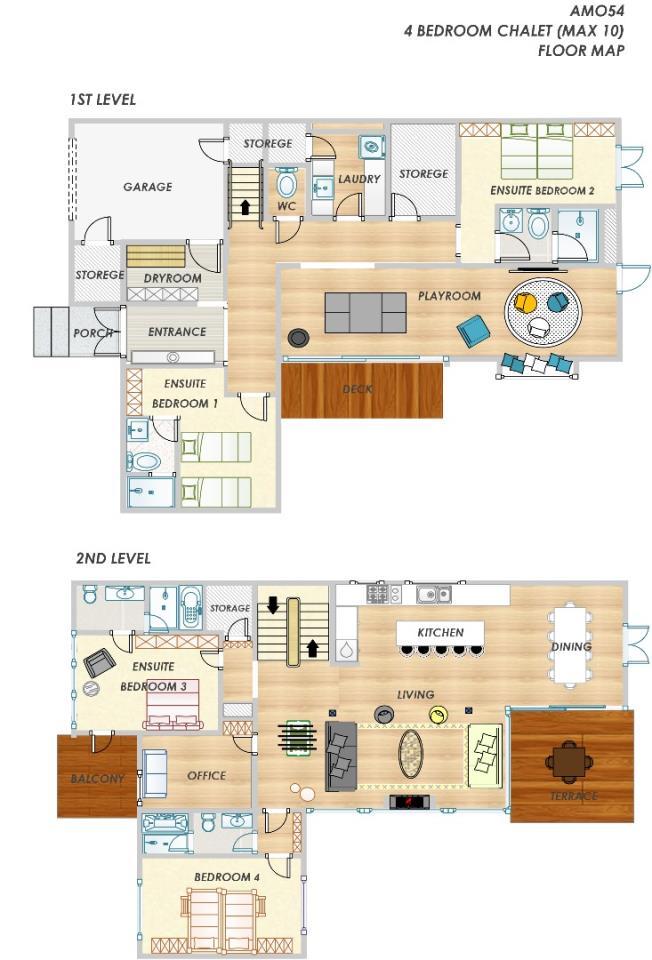Amo54 Floor Plan