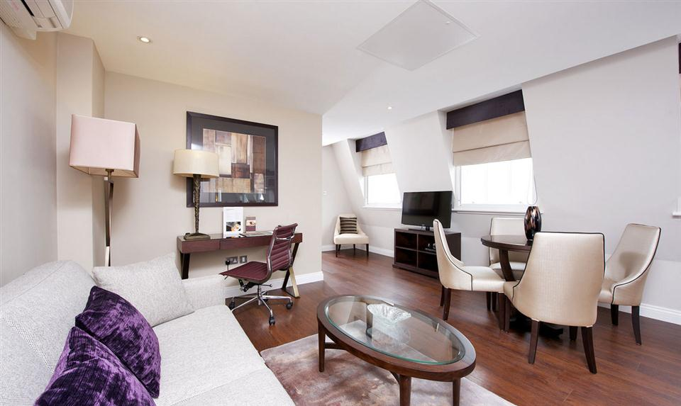 Queens Gate One Bedroom Executive