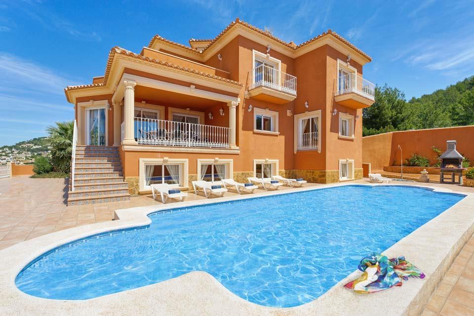 Villa Cometa