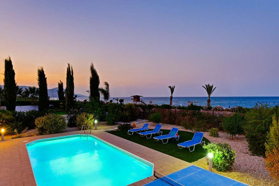 Latchi Beach Villa