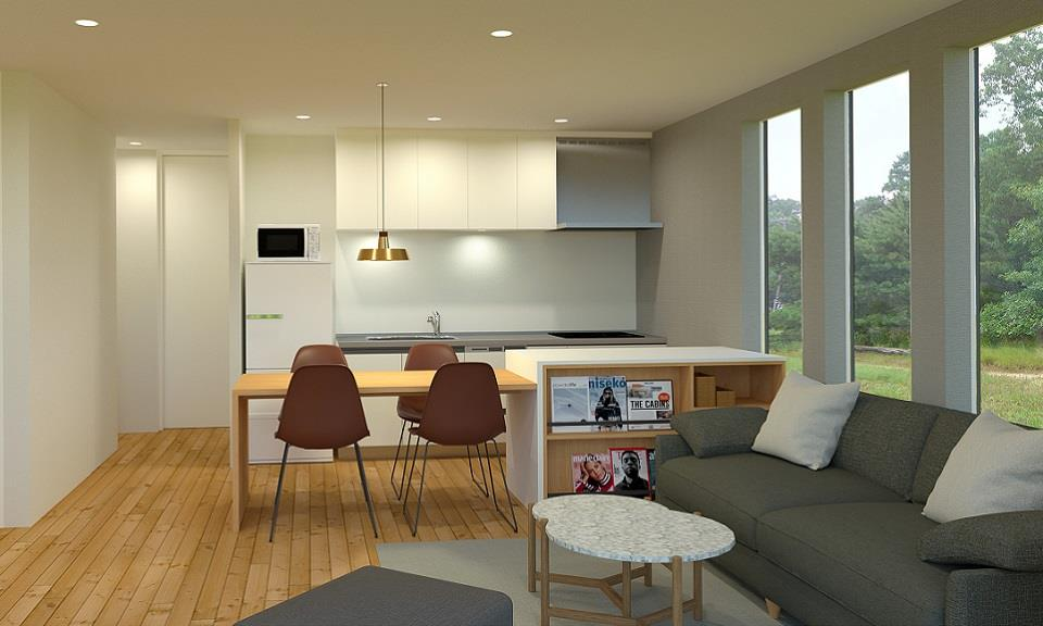 Niseko Accommodation Roku 3