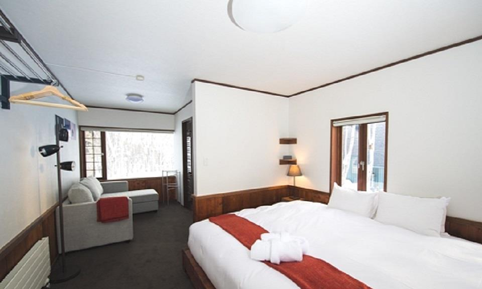 Niseko Accommodation Lodge 401 4