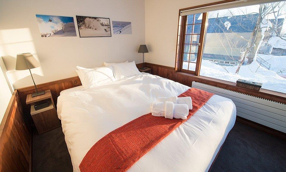 Niseko Accommodation Lodge 401 5