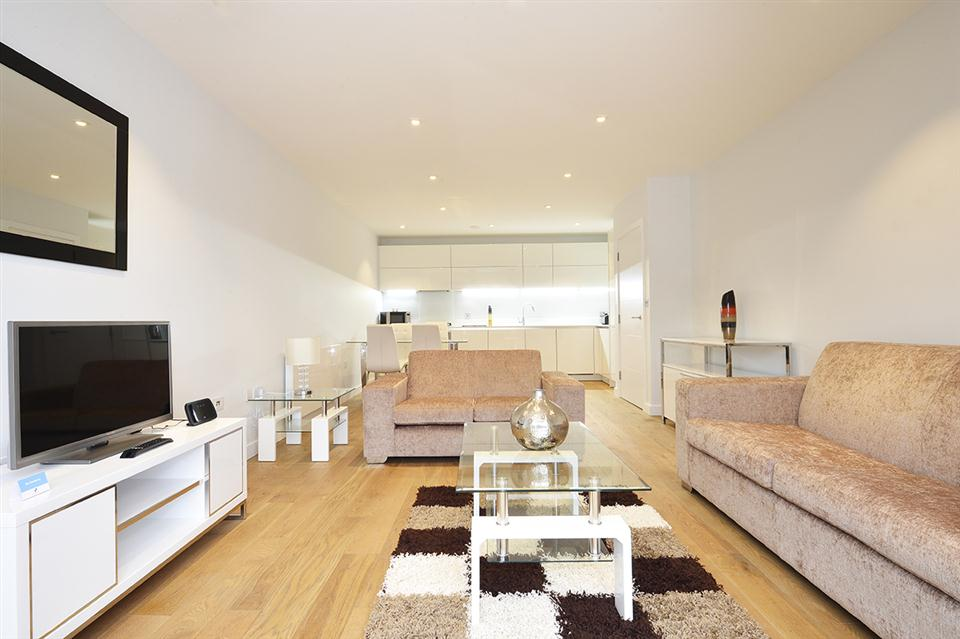 Spitalfields Living Area 2