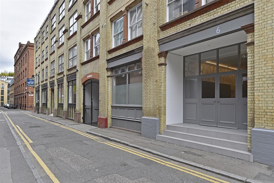 Clerkenwell Exterior