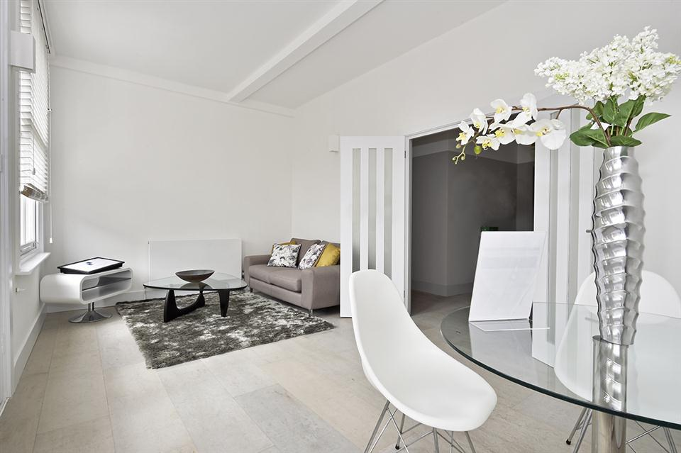 Clerkenwell Living Area