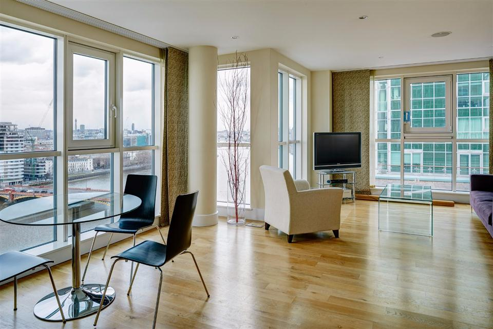 Thames View Serviced Apartments