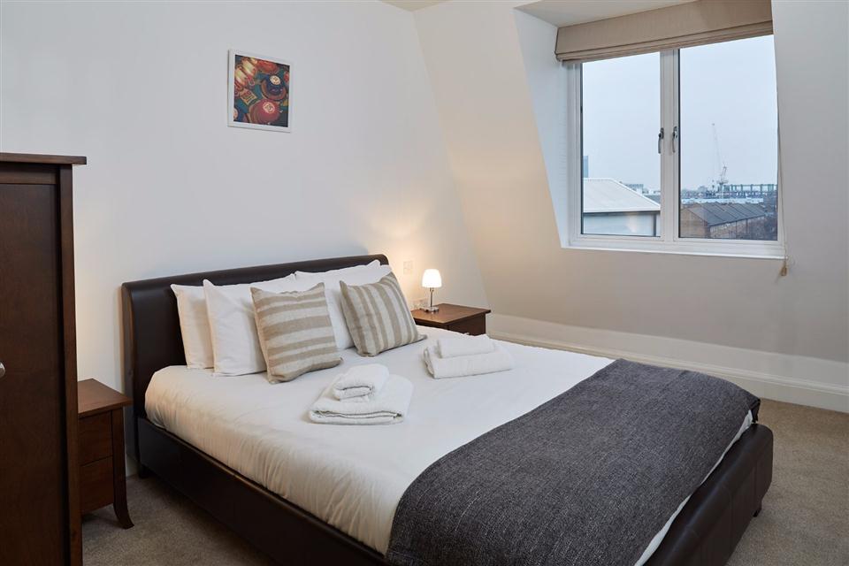 Vauxhall Bedroom