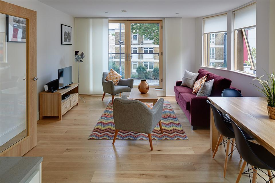 Lambeth North Serviced Apartments