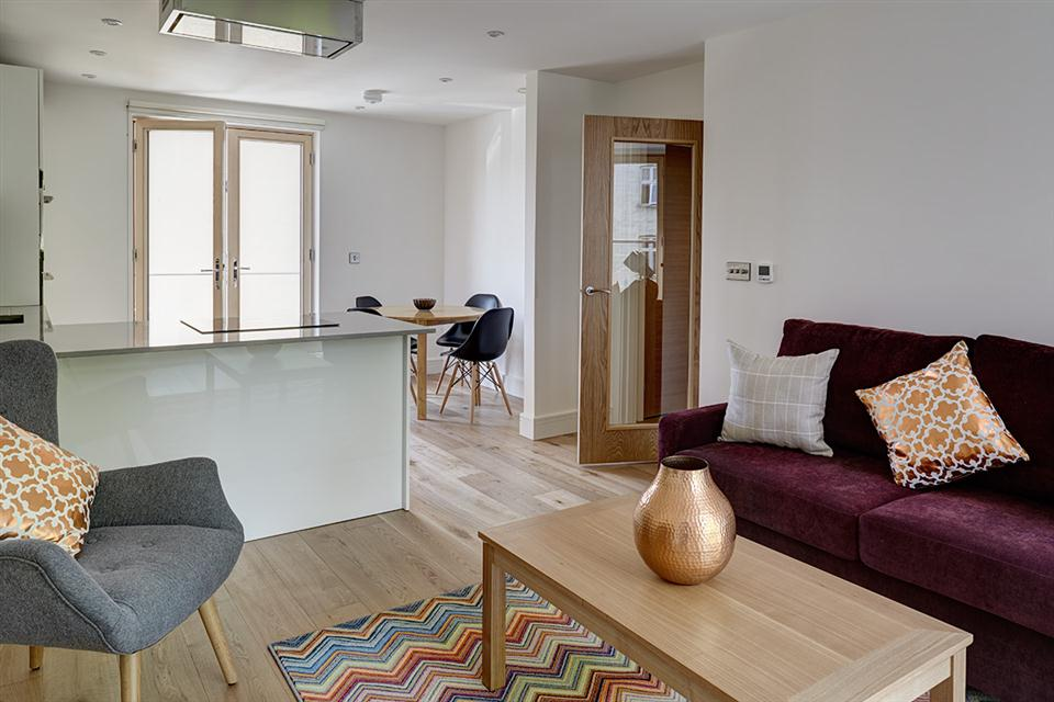 Lambeth North Two Bedroom Executive