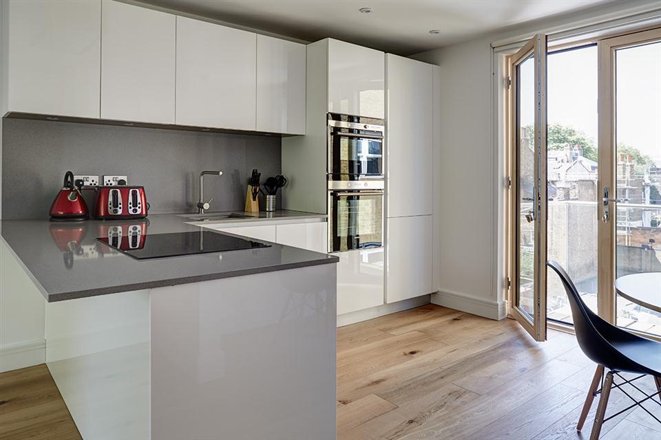 Lambeth North Two Bedroom Executive Kitchen