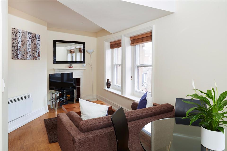 Leicester Square One Bedroom Apartment