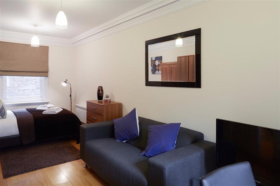 Leicester Square Studio Apartment