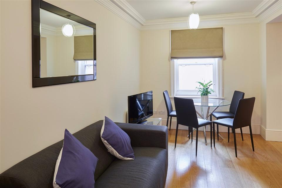 Leicester Square Studio Apartment