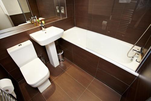 West End Bathroom