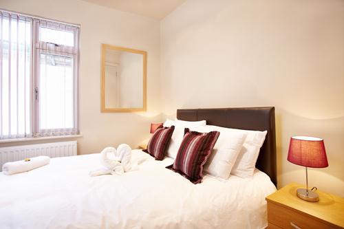 West End Bedroom